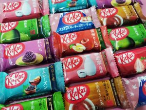 4 Incredibly Unique Kit-Kat Flavors From Japan